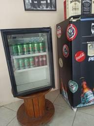 Visa cooler / Frigobar