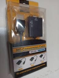 Conversor vga para HDMI
