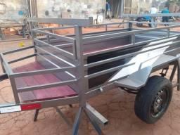 Fabricaçao de carretas