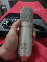 Microfone Condensador MXL 2006
