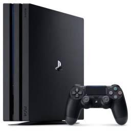 PS4 Pro Top + 2 controles