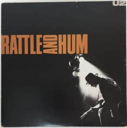 Disco vinil U2 de 1988 ?Rattle and Hum? álbum duplo