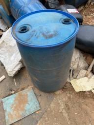 Tambor de plástico 200 litros
