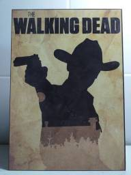 The Walking Dead Quadros Decorativos, 15,00 a unidade