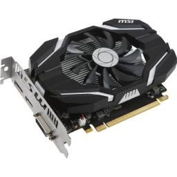 Placa de video GTX 1050 OC 2GB
