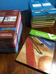 Doação Livros Vestibular
