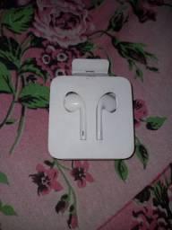 Fone original do iPhone 7 original 50 reais