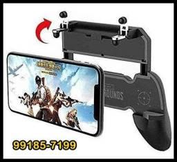 Controle para jogar free fire e outros jogos de celular
