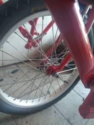 Bicicleta cargeira