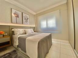 Apto 02 dormitórios Mobiliado na Av. Ubirajara