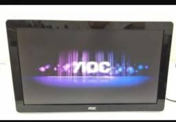 All In One Aoc A2072pwh  Monitor Hdmi E Vga