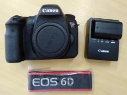 Canon 6 D wg ( corpo)