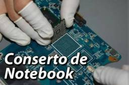 Manutenção de notebooks e computadores / Atendimento em domicilio