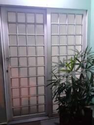 Porta de correr (direita) Sasazaki - Usada/ acompanha os vidros