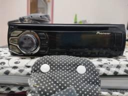 Rádio Pioneer Mixtrax deh x1650ub