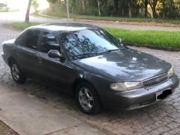 Kia Clarus GLX 2.0 97 Carro pra quem gosta de requinte. Interior do carro é top!