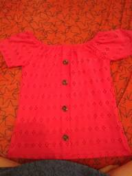 Ciganinha rosa pink, 15 reais