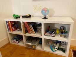 Estante super bonita para decoração de quarto de crianças e teens