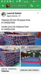 Tatames 30mm