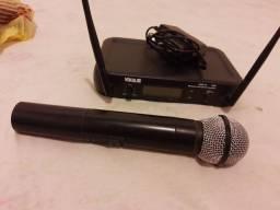 Microfone vokal sem fio