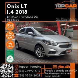 Onix LT 1.4 2018