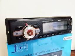 Rádio Automotivo MP3 com Bluetooth