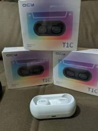 Fone de Ouvido QCY T1C Bluetooth TWS