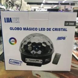 Globo de LED musical