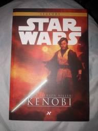 Star wars kenobi livro legends novo