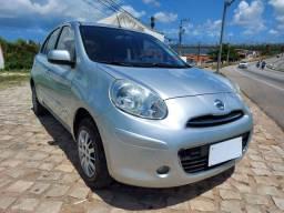 Nissan March 1.0 Ent R$7.900 + 37x