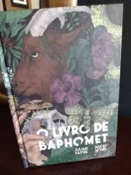 O Livro de Baphomet - Julian Vayne & Nikki Wyrd