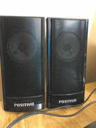 Caixa de som positivo - para computador