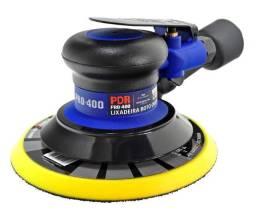 Lixadeira Pneumática PRO-400 Roto Orbital 6 Polegadas