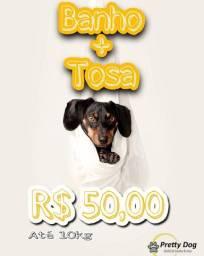 Pretty Dog - Ateliê de banho & tosa