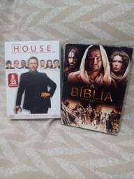2 séries em DVD