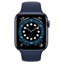 Compre seu Apple watch serie 6 44mm sem gastar muito, use seu usado como entrada