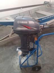 Motor Yamaha 15 Hp - 2012/13