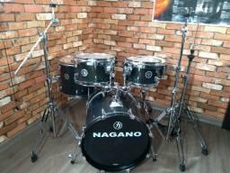 Bateria Nagano Garage Gig Preta