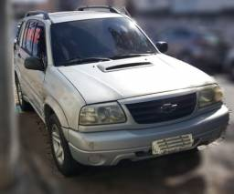 GM- Chevrolet Tracker 2.0 TB Int. Diesel 4x4 4p 2001