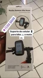 Suporte de bike pra celular 33$