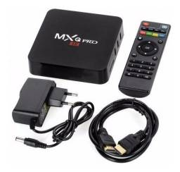 Aparelho de TV MXQ pro 4k Android 7.1
