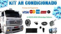 Ar condicionado para caminhão