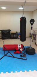 Material Muay Thai e Boxe