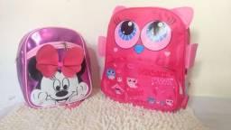Kit de bolsas infantil R$ 65,00 Cada