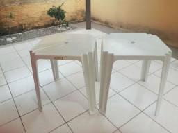 02 mesas plástica