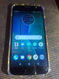 Moto g5s plus zero  com digital