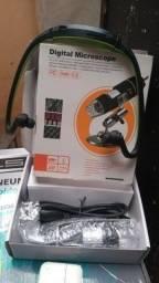 vendo nunca foi usada-Microscópio Zoom 1000x obs fone não inclusa..