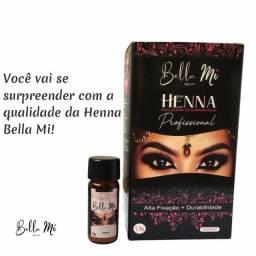 Henna para Sobrancelhas Bella Mi - Com entrega - Varejo e Atacado
