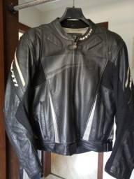 Jaqueta Couro Revit Motociclista Rev'it - Alpinestars Tutto