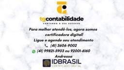 Certificado Digital Pessoa Jurídica e Física
